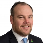 Cllr Paul Irwin